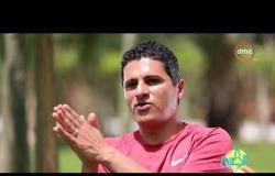 """8 الصبح - عمرو منسي """" لأول مرة هذا العام ستشهد بطولة الجونة مواجهات بين الناشئين وأبطال العالم """""""