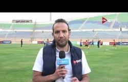 ستاد مصر - أجواء ما قبل مباراة وادي دجلة والإنتاج الحربي بالجولة  33 من الدوري الممتاز