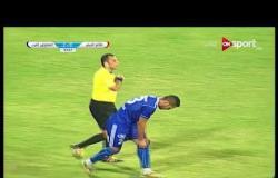 الهدف الثانى لفريق المقاولون العرب فى مرمى طلائع الجيش يحرزه محمد فاروق فى الدقيقة 34
