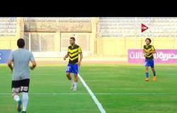 ستاد مصر - الرؤية الفنية لمباراة طلائع الجيش والمقاولون العرب ضمن مباريات الجولة الـ 33 للدورى
