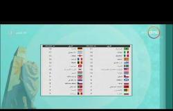 """8 الصبح - الناقد الرياضي """" خالد طلعت """" - يتحدث عن الدول الأكثر حظاً في المشاركة في كأس العالم"""