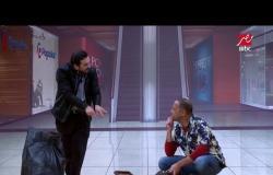 مسرح مصر - مديرك لما يتفزلك عليك ويطلع روحك اعمل زي مصطفى خاطر