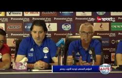 الطريق إلى روسيا - المؤتمر الصحفي لكوبر مدرب المنتخب الوطني قبل مواجهة الكويت