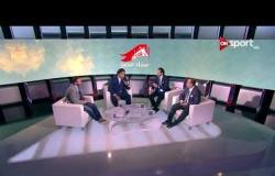 ستاد مصر - سيد معوض : نشعر بالظلم بعد انجازات جهاز البدري وهناك من كان ينتظر سقوطنا