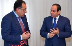 السيسي يكلف مصطفى مدبولي بتشكيل الحكومة الجديدة