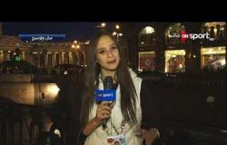 ردود أفعال الجماهير الروسية عقب الفوز على السعودية