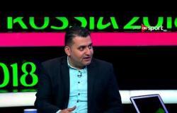 أحمد الأحمر : كنت أتوقع فوز روسيا على السعودية بسهولة