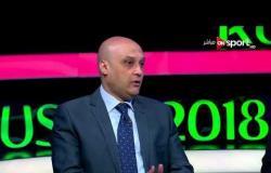 محمد الشرقاوي : السعودية افتقدت الثقة.. والنتيجة لاتعبر عن قوة روسيا