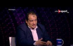 لقاء مع الناقد عبدالمنعم فهمي وحديث عن مشاركة وفرص المنتخب في المونديال