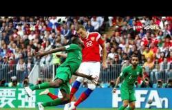 """لقاء مع كابتن """"احمد سمير"""" والحديث عن المباريات الهامة والمصيرية داخل كأس العالم"""