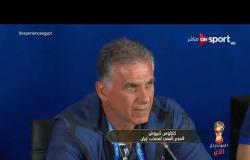 إيران تطمح لتحقيق حلم التأهل أمام اسبانيا