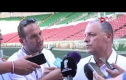 تصريحات هانى أبو ريدة رئيس اتحاد الكرة وحديث عن أبرز ما حدث للمنتخب المصرى فى كأس العالم