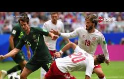 حديث خاص عن مباراة الدنمارك وأستراليا ومواجهة فرنسا وبيرو مع الناقد الرياضى أسامة حافظ