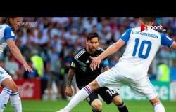 الأرجنتين أمام إمتحان صعب ضد كرواتيا وسامباولي يدافع عن ميسي