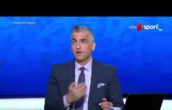 سيف زاهر : معرفتش ان في جمهور روسي في مباراة مصر غير بعد الهدف الأول