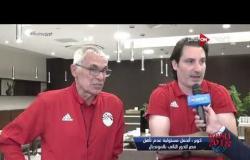 كوبر يكشف عن المسئول عن خروج منتخب مصر من دور المجموعات