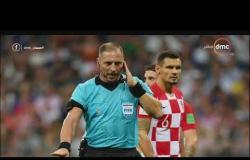 مساء dmc - | أهداف المباراة النهائية لكأس العالم 2018 بين المنتخب الفرنسي والمنتخب الكرواتي |