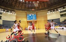 صور.. مصر تخسر أمام البحرين بالبطولة العربية للشباب لكرة السلة