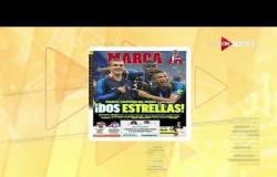 """الصحافة الفرنسية تتغنى بفوز """"الديوك"""" بكأس العالم 2018 - محمد عبد الحافظ"""