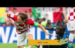 الحديث عن مفاجآت وأهم لقطات بطولة كأس العالم - رضا شحاتة و أحمد عطا