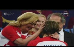 السفيرة عزيزة - فوز فرنسا بكأس العالم بالأمس على منتخب كرواتيا