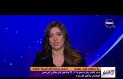 الأخبار - مصر تلقي بيان مجموعة الـ 77 والصين في منتدى البرنامج الإنمائي بالأمم المتحدة