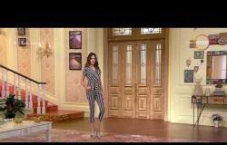 السفيرة عزيزة - إنجي الجبري : بداية شغلنا في التصميم والأزياء كان عالأون لاين
