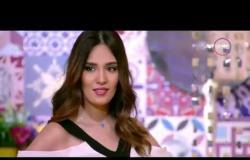 """السفيرة عزيزة - لقاء مع مصممين الأزياء """" ديفيد عجبان """" و """" إنجي الجبري """""""