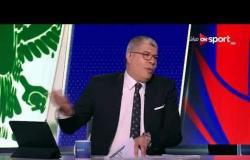 """عمرو الدسوقي : حسام حسن دايماً بيلعب على الأخطاء .. و شوبير يرد """" بلاش لؤم """""""