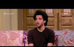 """السفيرة عزيزة - محمود فضل """" هدفي أكون مؤذن في الحرم .. ونفسي اختم القرآن """""""
