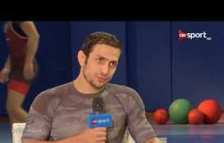 هيثم فهمى: لم نستطيع تقدير قدرات وإمكانيات كرم جابر وخسرنا بطل مصرى كبير