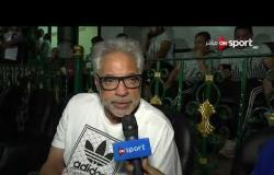 أحمد ناجي: أشكر اتحاد الكرة على الثقة.. ومركز حراسة المرمى في مصر بخير