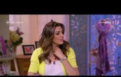 السفيرة عزيزة - ( سناء منصور - شيرين عفت) حلقة السبت - 18 - 8 - 2018