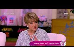 """السفيرة عزيزة - لقاء مع """" حفيدة الطبلاوي """" .. أصغر منشدة في مصر"""