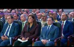 الرئيس السيسي يطلب من اللواء/ حسن عبد الشافي إعطاء بيانات عن كوبري محور ( روض الفرج ) #تغطية-خاصة