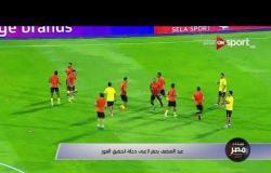 عبد المنصف يحفز لاعبي دجلة لتحقيق الفوز على النجوم