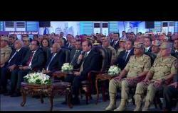 الرئيس السيسي : لو تمكنا من تنفيذ ما أمكن سيتم نقل التعليم إلى آفاق أخرى #تغطية-خاصة