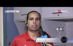 """سعيد حمزة. حكم مباراة النجوم ودجلة: """"احنا مبنقبضش.. وحافظوا على التحكيم المصري"""""""
