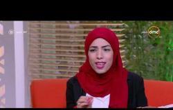 """8 الصبح - لقاء شيق وممتع مع """" فريق الـ 22 بنت """" فنانات الإيموجورمي"""