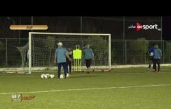 محمد غندر موفد ONSPORT يرصد كواليس فريق المصري بالجزائر قبل مواجهة اتحاد العاصمة