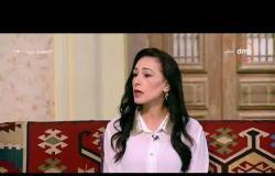 السفيرة عزيزة - شيرين عاصم -  توضح كيفية صناعة الحلي في المحافظات