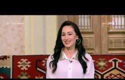 السفيرة عزيزة - سماح الدغيدي - توضح كيفية المزج بين الصناعات اليديوية