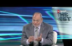 طه إسماعيل: هناك منافسة قوية بين ديدييه ديشان وزيدان للفوز بجائزة أفضل مدرب من الفيفا