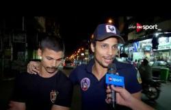 تصريحات إسلام صلاح لاعب المصري عقب التأهل لنصف نهائي الكونفدرالية