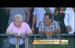 اللجنة الأولمبية المصرية تدرس رفع أزمة مرتضى منصور للرئيس السيسي