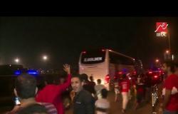 جماهير مصر تحتفل بفوز المنتخب بأربعة أهداف في تصفيات أمم أفريقيا