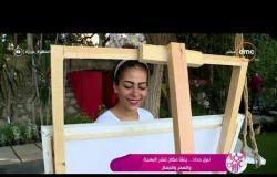 السفيرة عزيزة - نبيل حداد .. ينشأ مكان لنشر البهجة و السحر والجمال