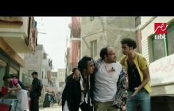 بدرية طلبة تقود زفة لأستقبال أبنها في الحارة