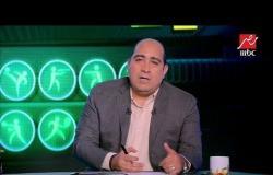 محمد الشناوي نجم منتخب مصر يكشف لمهيب عبدالهادي تفاصيل فوز المنتخب على تونس