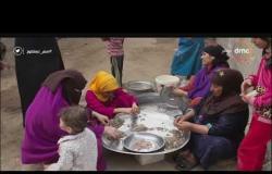 مصر تستطيع - نوران هاني توضح كيف يتم تحويل قشر الجمبري إلى سماد عضوي يتم الإستفادة به ؟